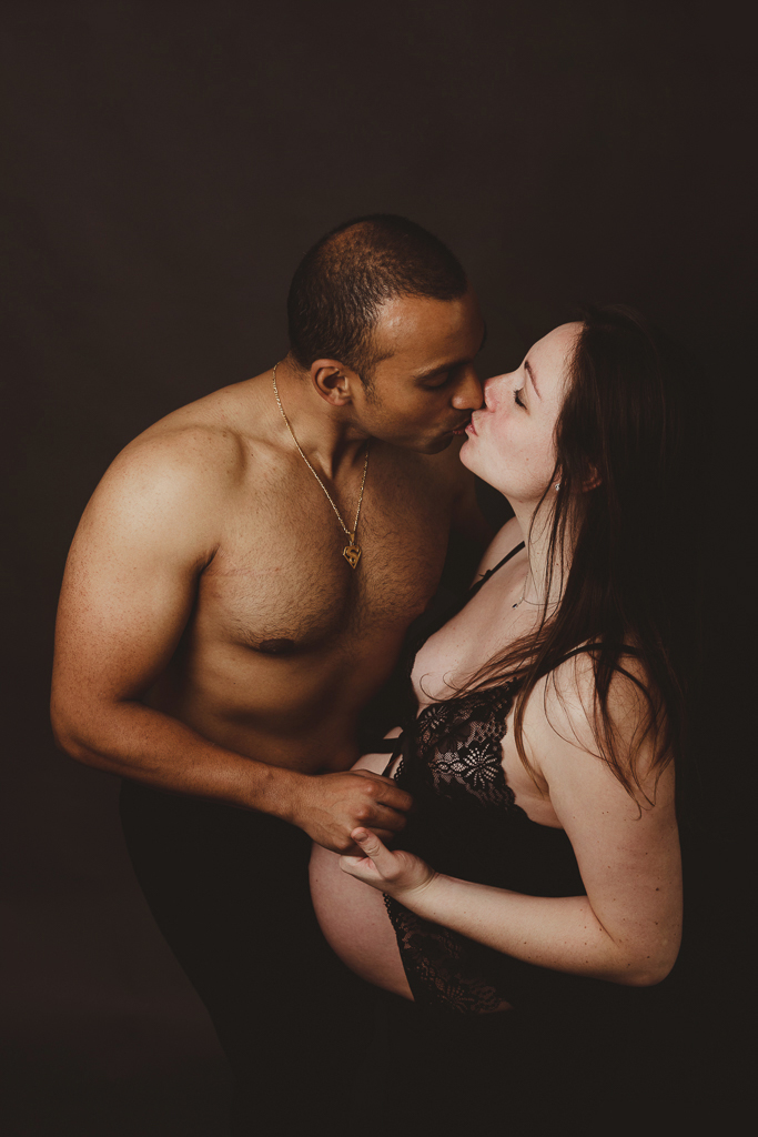 photo grossesse couple